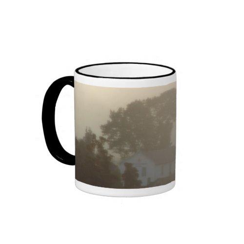 Sunrise Over the Columbia River #5 mug