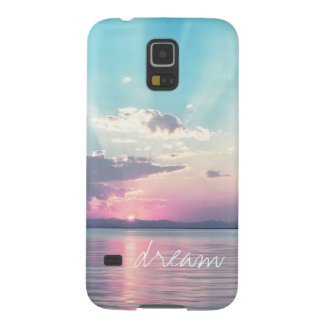 Sunset Dream Customize Case For Galaxy S5