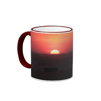 Sunset over the Palouse Mugs