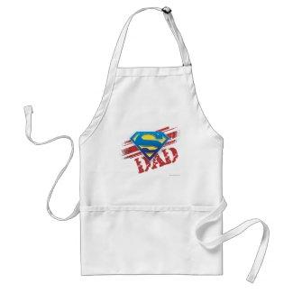 Super Dad Stripes Aprons