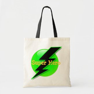 Super Hero Treat Bag