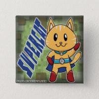 SuperCat Minecats Button