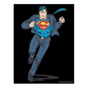 Superman 48 postcard