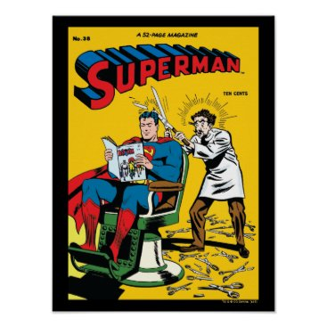 Superman #52 poster