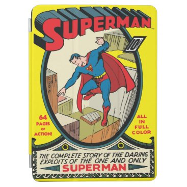 Superman (Complete Story) iPad Air Cover