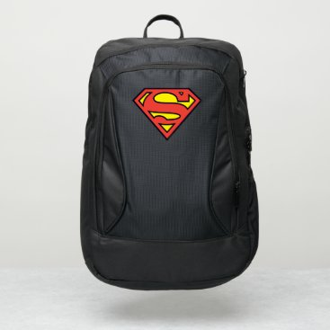 Superman Logo Port Authority® Backpack