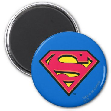 Superman S-Shield | Classic Logo Magnet
