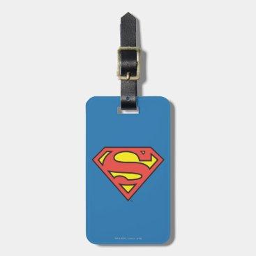 Superman S-Shield | Superman Logo Bag Tag