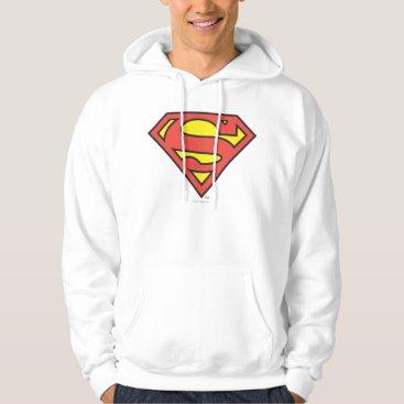 Superman S-Shield | Superman Logo Hoodie