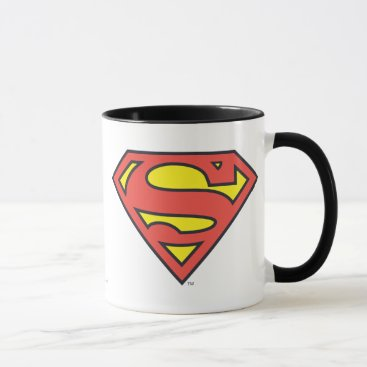Superman S-Shield | Superman Logo Mug