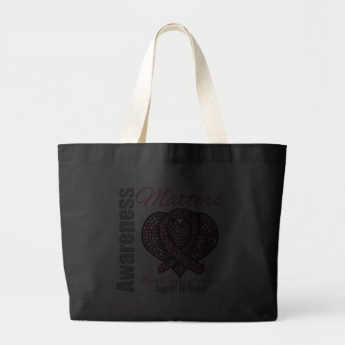 Support All Women Breast Cancer Awareness Matters bag