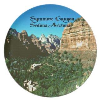 Sycamore Canyon Plates
