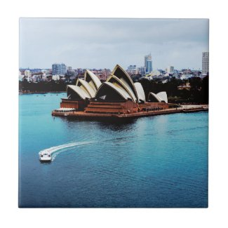Sydney Opera House feature