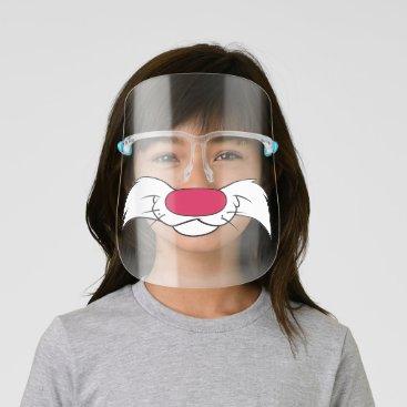 Sylvester Kids' Face Shield