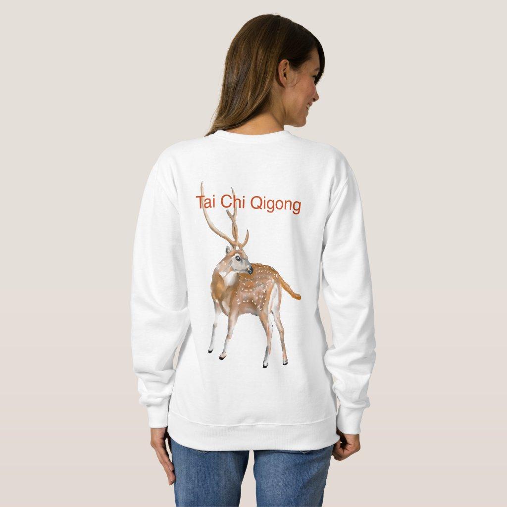 Tai Chi Qigong Deer T-Shirt