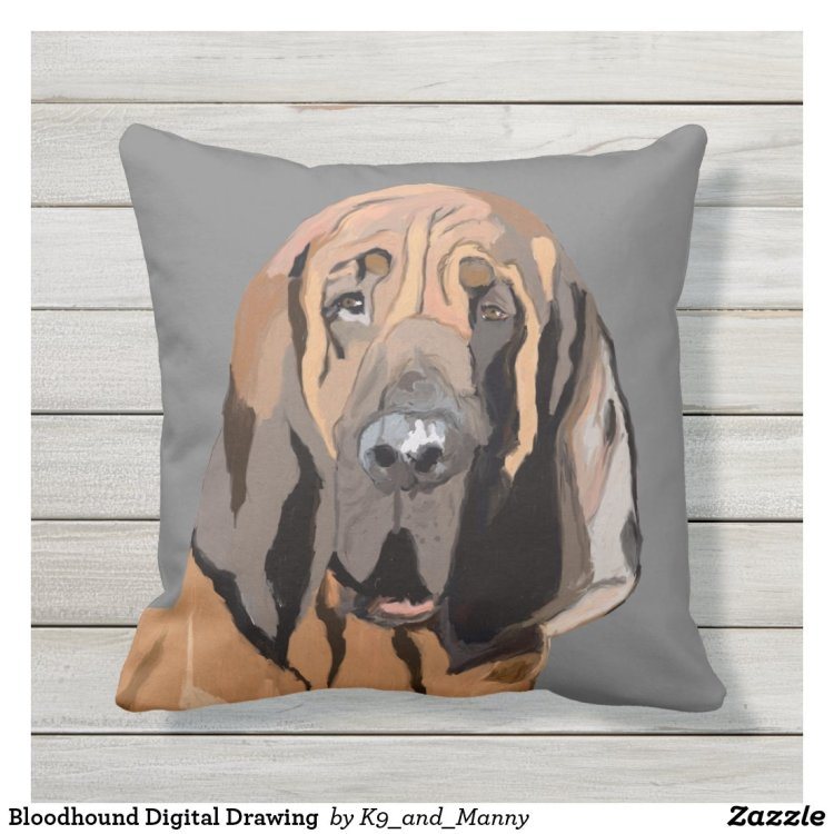 Take one breath at a time outdoor pillow