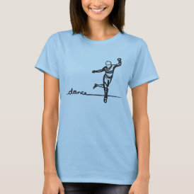 Tap Dance Tee (Fitted)