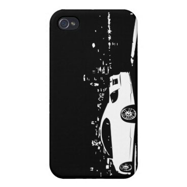 "TC ""City back drop"" Customizable Case For iPhone 4"