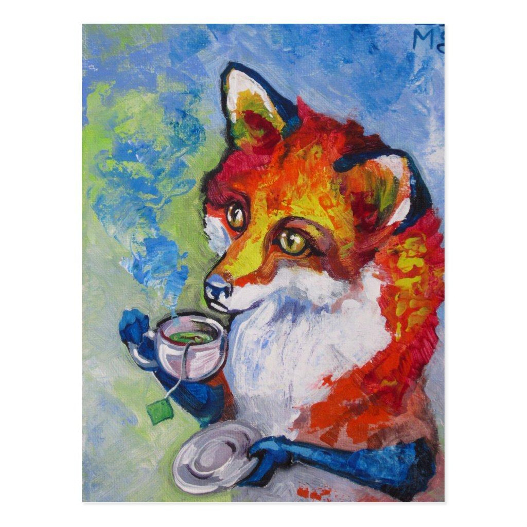 Tea Fox