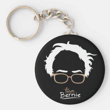 Team Bernie - Bernie Sanders 2016 Keychain