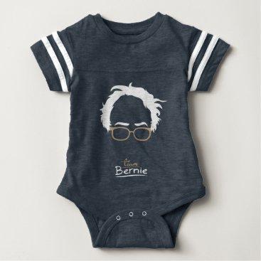Team Bernie - Bernie Sanders for President Baby Bodysuit