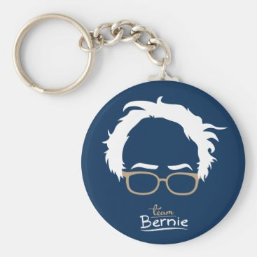 Team Bernie - Bernie Sanders for President Keychain
