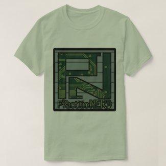 Technology PractitioNERD T-Shirt