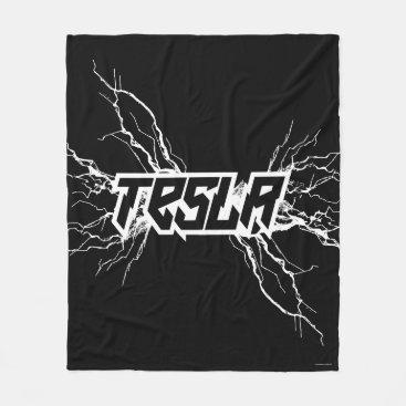 Tesla Fleece Blanket