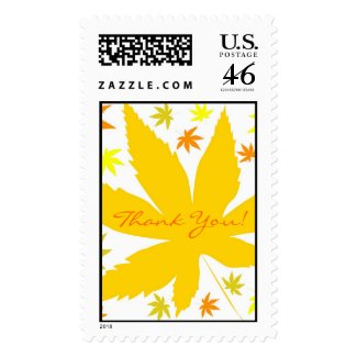 Thank You! - Postage stamp