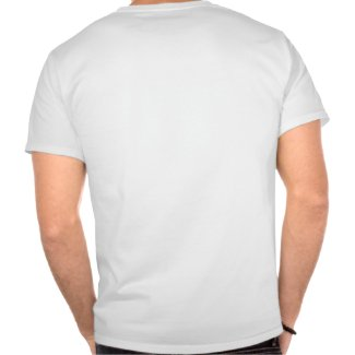 Thanks for watching my back tshirt