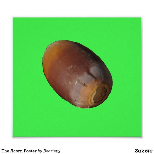 The Acorn Poster