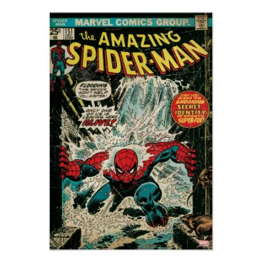 The Amazing Spider-Man Comic #151 Poster