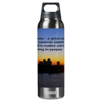 The American Dream Thermos Bottle
