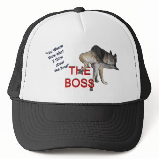 The Boss Cap hat