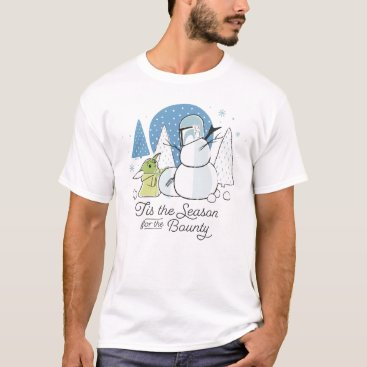 The Child   Tis the Season for the Bounty T-Shirt