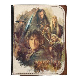 The Company and Elves of Mirkwood Wallets