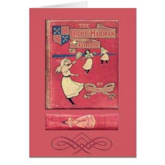 The Court-Harman Girls Greeting Card Card
