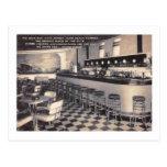 The Deck Bar, Miami Beach, Florida Vintage Postcard