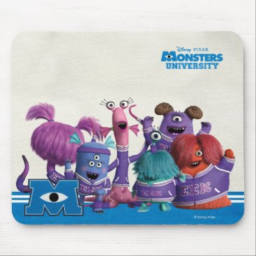 The EEKs Mouse Pad