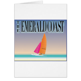 The Emerald Coast Greeting Cards