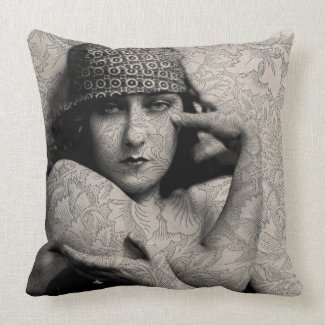 The Gloria Swanson Tattoo