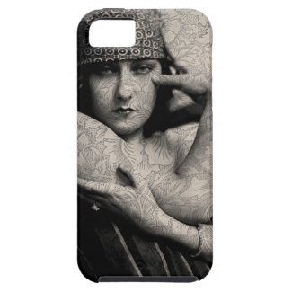 The Gloria Swanson Tattoo iPhone 5/5S Cover