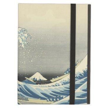 The Great Wave off Kanagawa iPad Air Cover