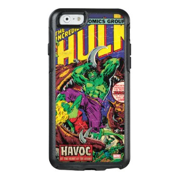 The Incredible Hulk Comic #202 OtterBox iPhone 6/6s Case