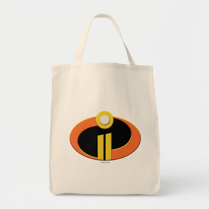 The Incredibles 2 Logo Tote Bag Zazzle Com