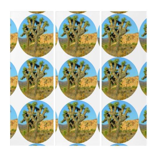 The Joshua Tree Triptych