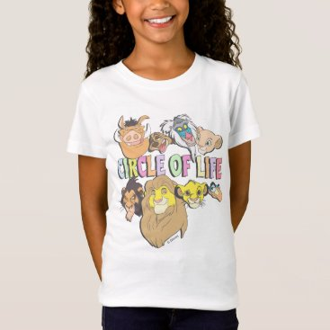 The Lion King | Circle of Life T-Shirt