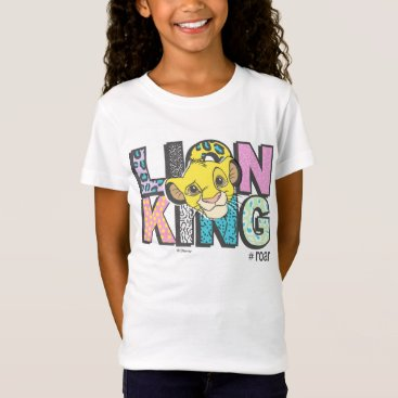 The Lion King | Simba #Roar T-Shirt