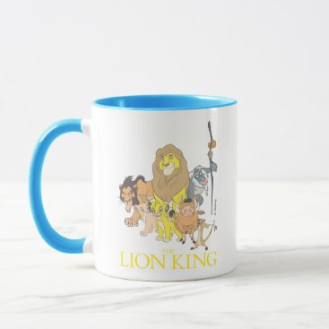 The Lion King | Title & Characters Mug