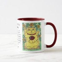 The Marigolds Are Lucky Today! Mug